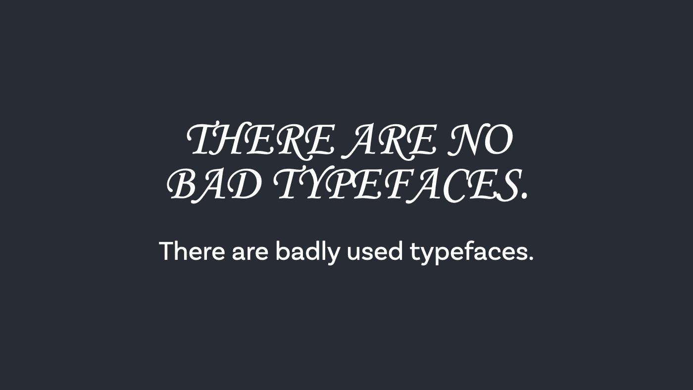 Cómo elegir un tipo de letra: diferentes tipos de texto